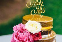 Tartas (cakes) / Tartas de boda, de cumpleaños y de fiestas bonitas.