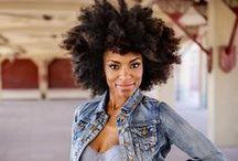 Black power - Hair Inspiração