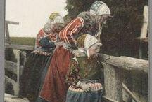 nederlandse kledendracht