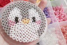 • perler beads •