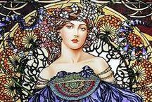 Art Nouveau / #art #nouveau