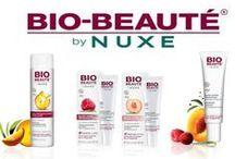 BioBeauté by Nuxe / #bio #biobeaute #nuxe #nuxebio #eco #biologico #ecocert #cosmeticabio