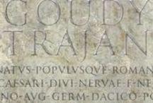 Trajan / Carol Twombly / Adobe Type, 1989