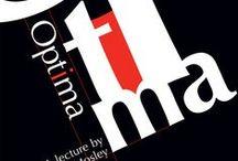 Optima / Hermann Zapf / Linotype, 1950