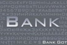 Bank Gothic / Morris Fuller Benton / American Type Founders, 1930