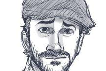 Male character / Kendin karakterini tasarlaman için