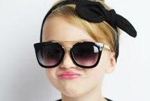 Cool Kids Sunglasses / Cool Kids Sunglasses for the Hip by Oovy.com.au