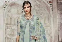 Salwar Suit / Salwar Suit Look Book