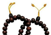 Bodhi Seed Mala & Jewelry / This board showcases our popular good luck mala bead bracelets, earrings, wristbands, pendant and necklaces etc. Check our page here: http://www.namastebookshop.com/jewelry/