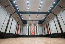 Terminal Studios / 2 new rehearsal studios