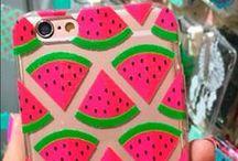 Cases / Carcasas / Fashion Cases para tu telefono / Iphone / Galaxy S /