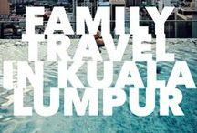 Family travel in Kuala Lumpur