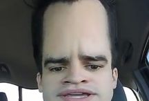 • panic! at the disco • / Brendon Urie's forehead is bigger than my future