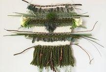 Inspirations DIY : Inviter la Nature dans son intérieur / Tutos et DIY qui donnent des envies de verdure chez soi, réalisés avec des objets qu'on pensait bons à être jetés !