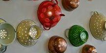 Inspirations DIY pour la cuisine / La cuisine est une pièce essentielle de la maison, et les créatifs et bricoleurs de tous bords débordent de bonnes idées pour la rendre plus jolie mais aussi plus fonctionnelle  diy, tutos, inspirations...