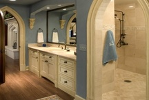 Bathrooms / by Michelle Stodard