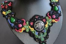 my work with soutache