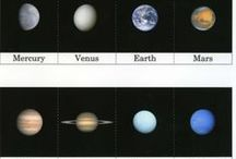 Space and the solar system unit ideas / by Katie @ Gift of Curiosity