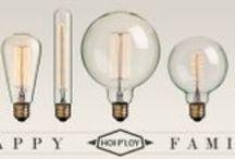 Hoi P'loy Vintage Light bulbs