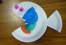 Unit Ideas: Fish / Educational activities to teach kids about fish.  / by Katie @ Gift of Curiosity
