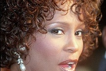 Whitney Houston / by Pascale Giraud