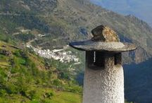 Alpujarras  /  One of the most beautiful regions of Andalucia, Southern Spain.