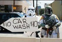Random/Artsy Car Wash Stuff