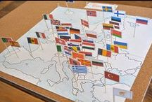 Unit Ideas: Europe / Geography lessons that teach kids about Europe. / by Katie @ Gift of Curiosity