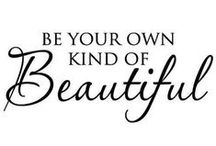 Be You! Q-Redew  / Embrace You. Love Everything About You.