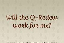 Q-Redew FAQs