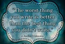 Inspirational Writing Quotes