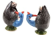 Ardmore Ceramics Salt and Pepper Shakers