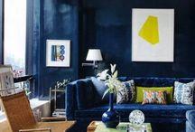Interior & living room
