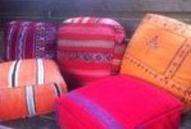 Pien&Co de webwinkel voor de mooiste woonkussens / Authentieke Marokkaanse woon kussens, de mooiste kleuren een aanvulling voor elk interieur