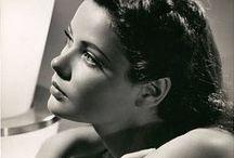 Gene Tierney / by 💋My_Vintage.Soul💋