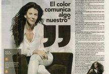Prensa y Entrevistas / Aquí compartimos las entrevistas relevantes donde Carolina comparte sus ideas y conceptos. Estas entrevistas y menciones han sido publicadas en muchos de los medios mas importantes de Estados unidos, Chile, Perú, Uruguay, Paraguay y Argentina.