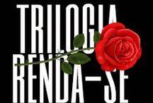 Dream Cast Trilogia Renda-se / Avatares usados na escrita da nossa série.