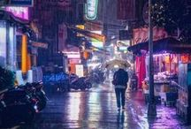 Taiwan - urban experience