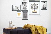 Bilderwand / Tipps und Inspirationen für die perfekte Bilderwand.