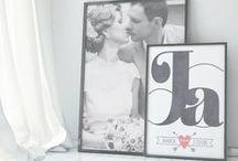 Hochzeit- Geschenke und Deko / Personalisierte Poster sind einzigartig, wie die Liebe selbst. Gestalte wunderbare Geschenke zur Hochzeit, Verlobung oder zum Valentinstag. ♥️