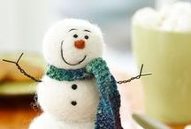 Christmas Crafts, Decorations & Kid's Activities / Christmas kids & family activity ideas for the festive season. Decoration ideas & gift inspiration. / by Sara @ Let's Play Music