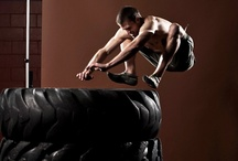 Crossfit Inspiration / Photos of crossfit athletes that motivate Muscle Ropes to get into shape.