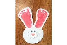 Spring and Easter for Kids / Spring & Easter activities to do with Kids