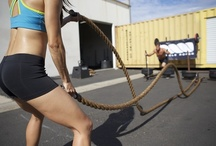 Muscle Ropes in Action / Photos of athletes using Muscle Ropes!