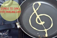 Pancake Day & Lent / pancake day kid-friendly recipes & healthy options