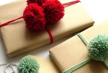 The Perfect Package / Gift wrap and parcel inspiration
