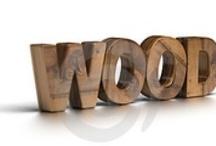 wood / by Michaela Mara