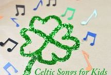 St Patrick's Day for Kids / St Patrick's Day activity ideas, crafts, food and games!