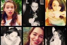 lovelies / Emilia Clarke