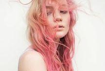 HAIR / Hairstyles | Loose waves, choppy lobs & braids.